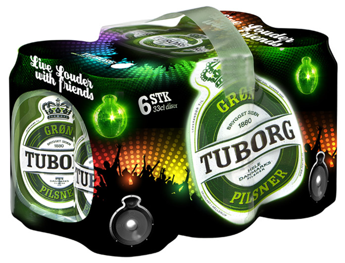 Tuborg Beer / Party Concepts & Design