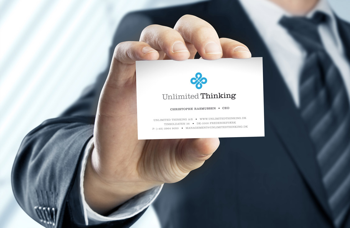 Unlimited Thinking / Corporate ID & Visual Communication